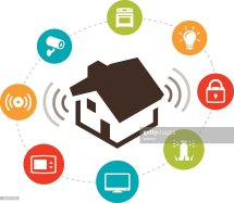 Smart Home Automation Illustration Vector Art Getty