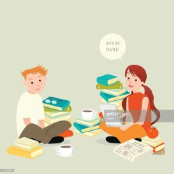 Study Group High Res Vector Graphic Getty Images