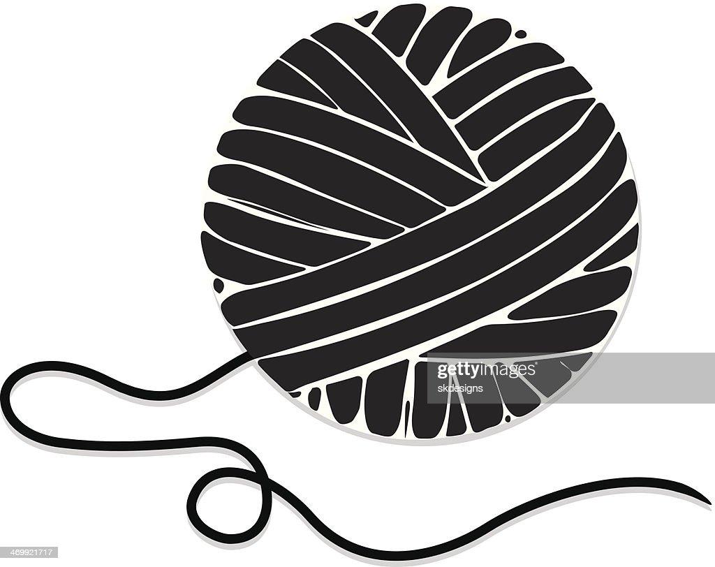 https www gettyimages fr illustrations pelote de laine