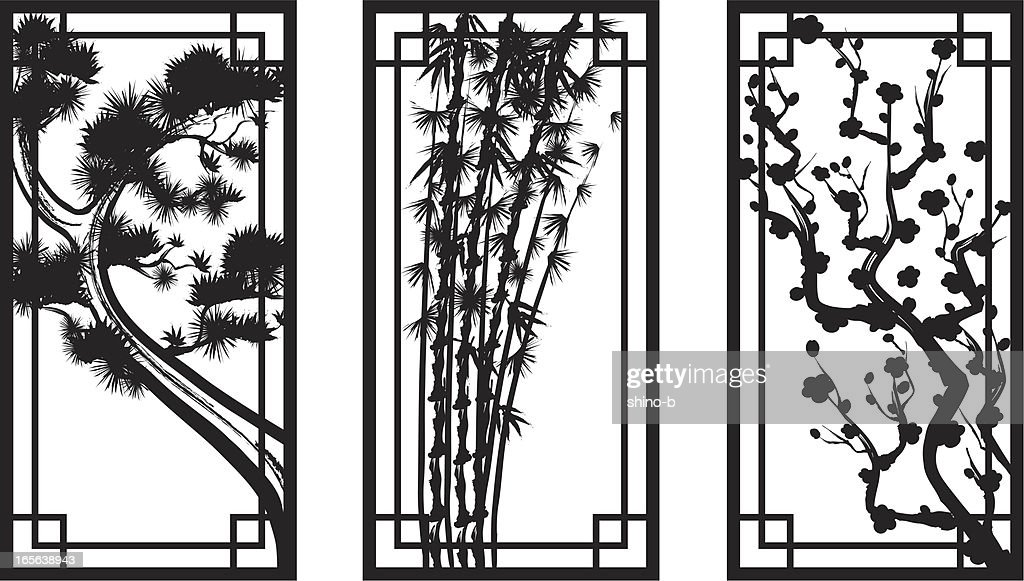https www gettyimages fr illustrations bambou fond blanc
