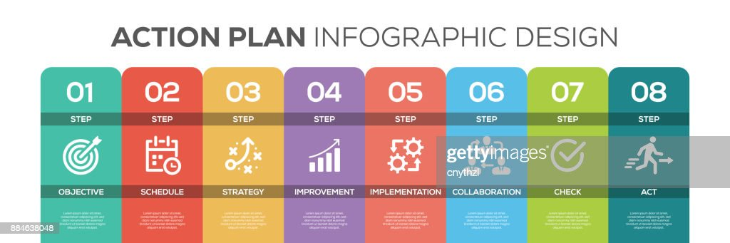 Timeline Infographics Design Vector With Icons Can Be Used