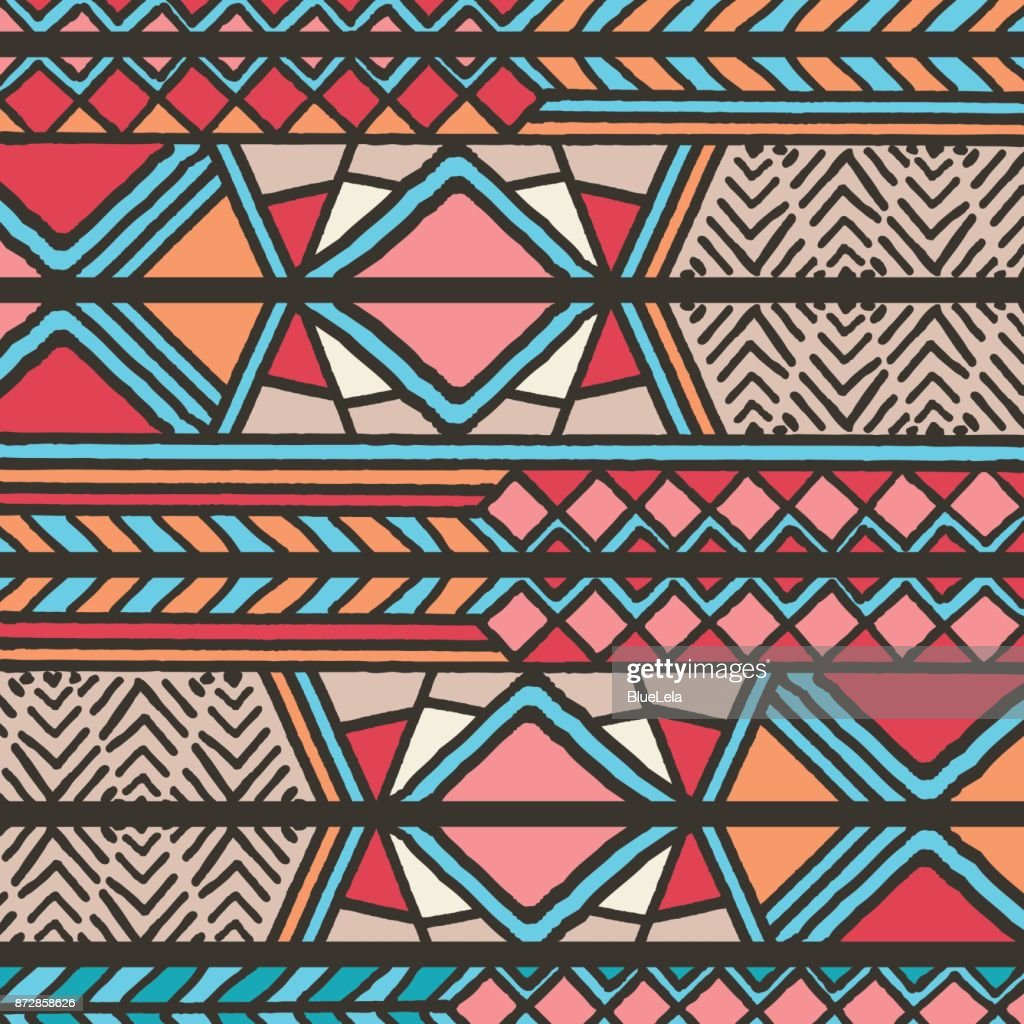 https www gettyimages ca detail illustration tribal ethnic colorful bohemian pattern with royalty free illustration 872858626 language fr