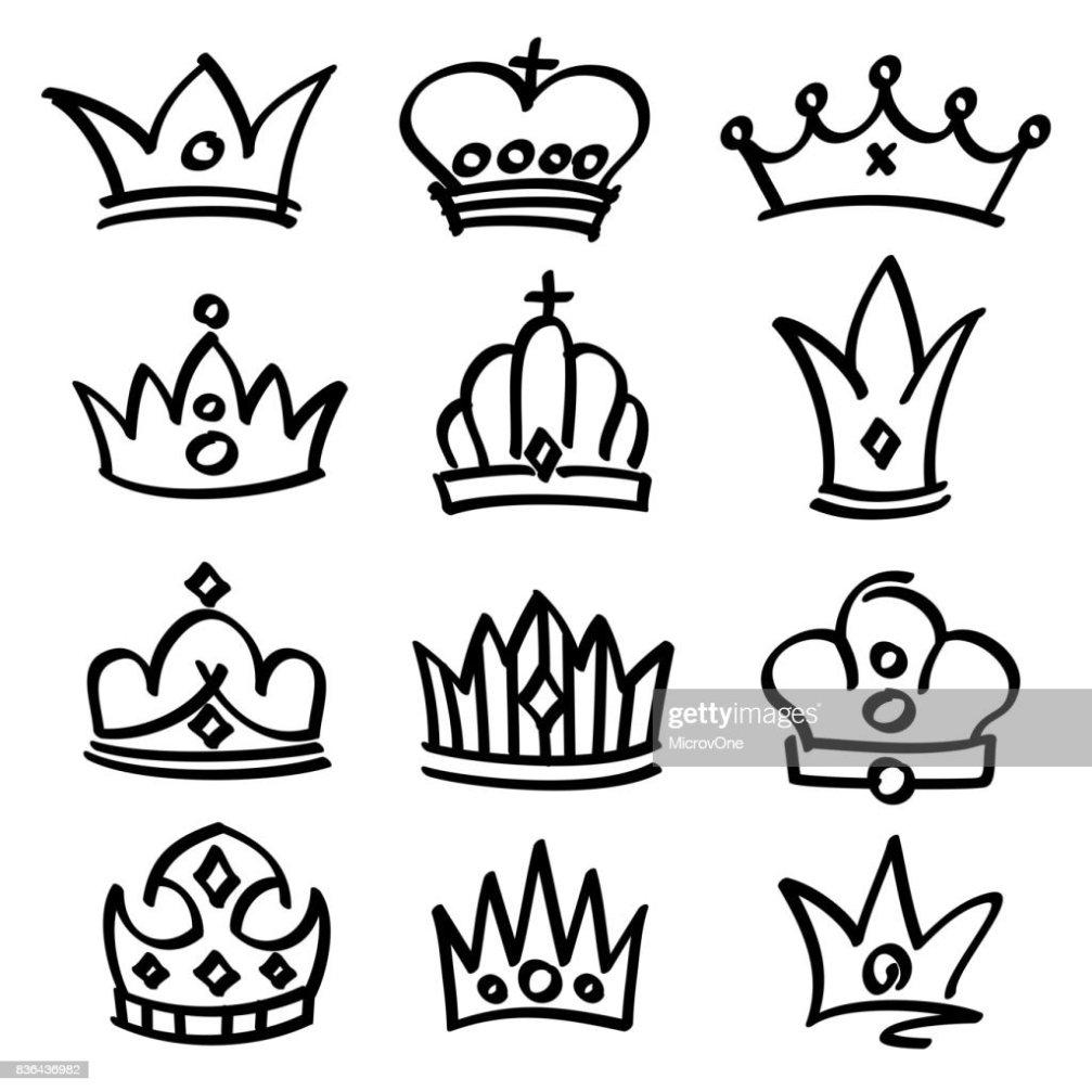 10 Ide Gambar Mahkota Raja Grafiti The Toosh
