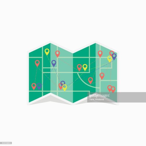 small resolution of vector icon map of the world point on the pin stock vector