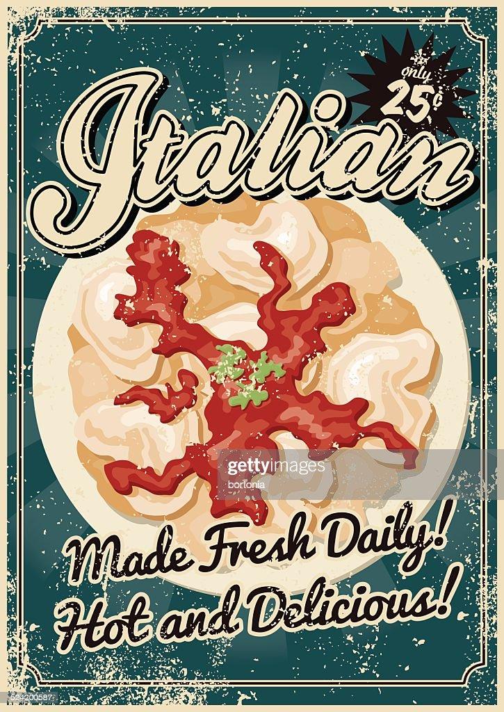 Illustrazioni e cartoni animati stock di Cucina Italiana  Getty Images