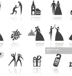 wedding icons [ 1024 x 833 Pixel ]