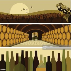 cellar wine vector clip cave clipart illustrations banners graphics royalty cartoons basement gettyimages