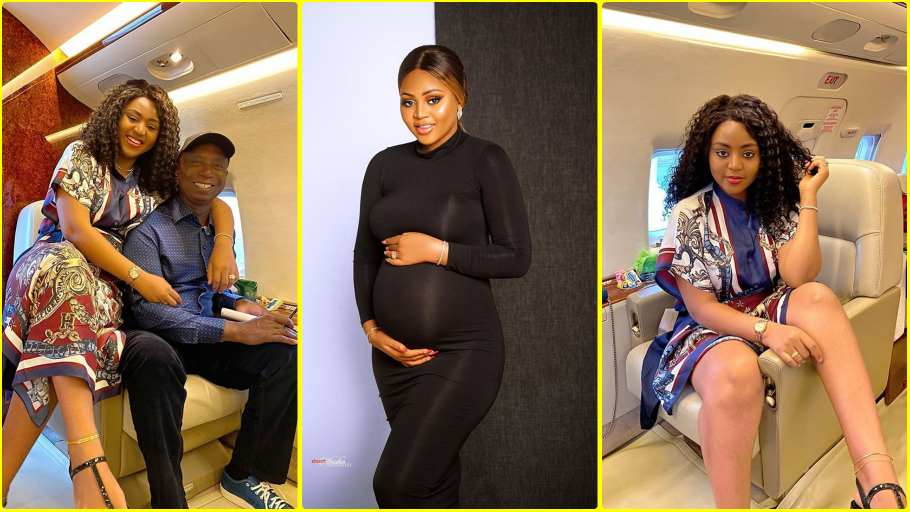 Why No One Knows About Regina Daniels Newborn Baby After Allegedly ...