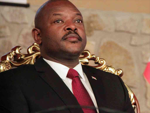 Burundi President Nkurunziza dies of 'cardiac arrest'