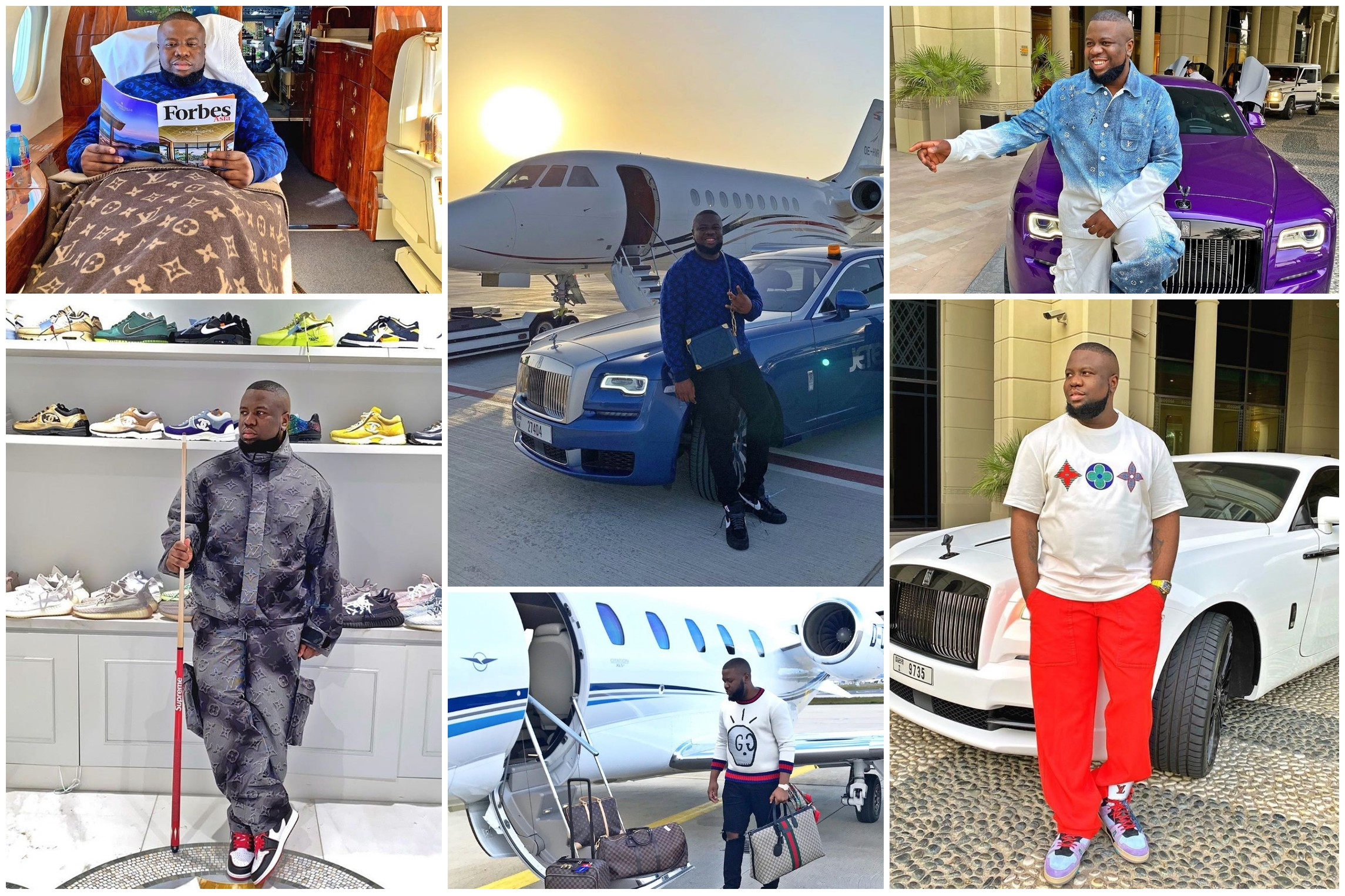 All You Need To Know About How Hushpuppi Became Rich