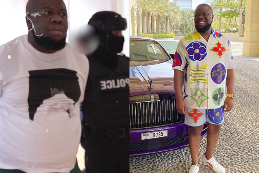 APC tells EFCC: Probe Atiku, Saraki, Dino Melaye over links with Hushpuppi