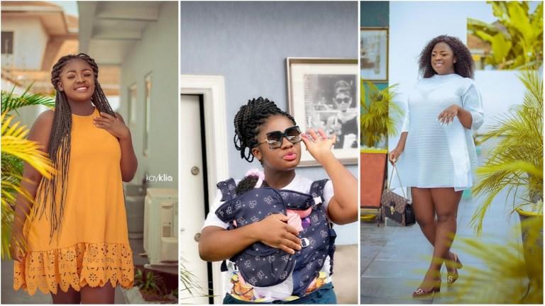 'Nana Ama is my role model' - Tracey Boakye blast critics 2