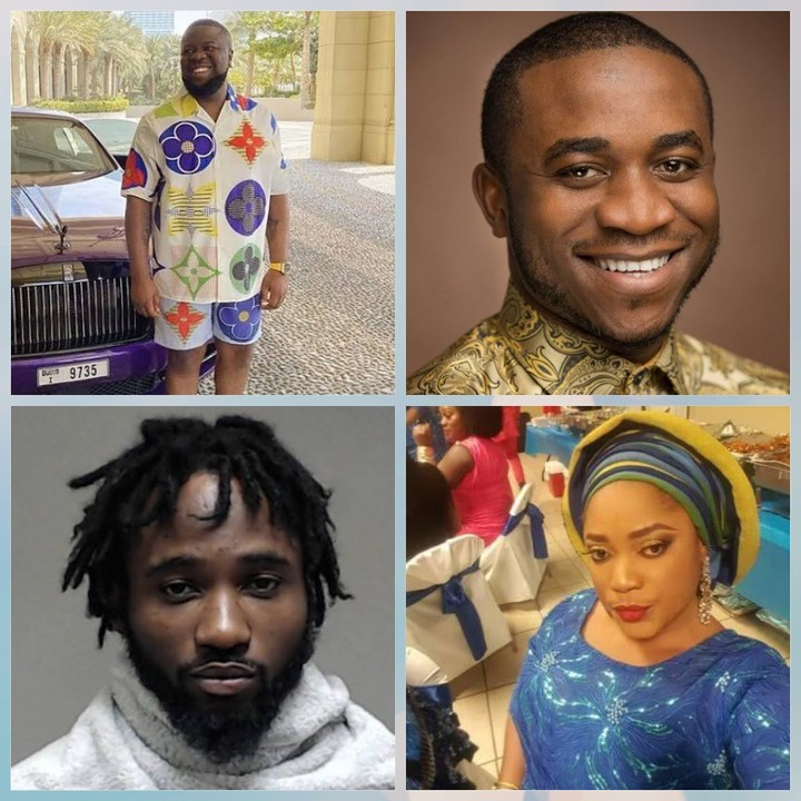 See Nigerian Celebrities Arrested For Fraud Abroad
