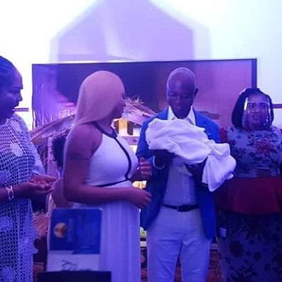 Why Regina Daniels Named Her Son After Her Husband, Ned Nwoko 2