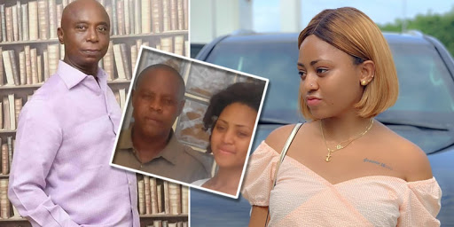 Regina Daniels' Father Discloses Why He Attended His Daughter's Baby's Naming - GH Gossip