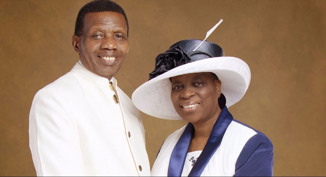 See What Pastor Adeboye Revealed About His Wife As She Celebrates ...