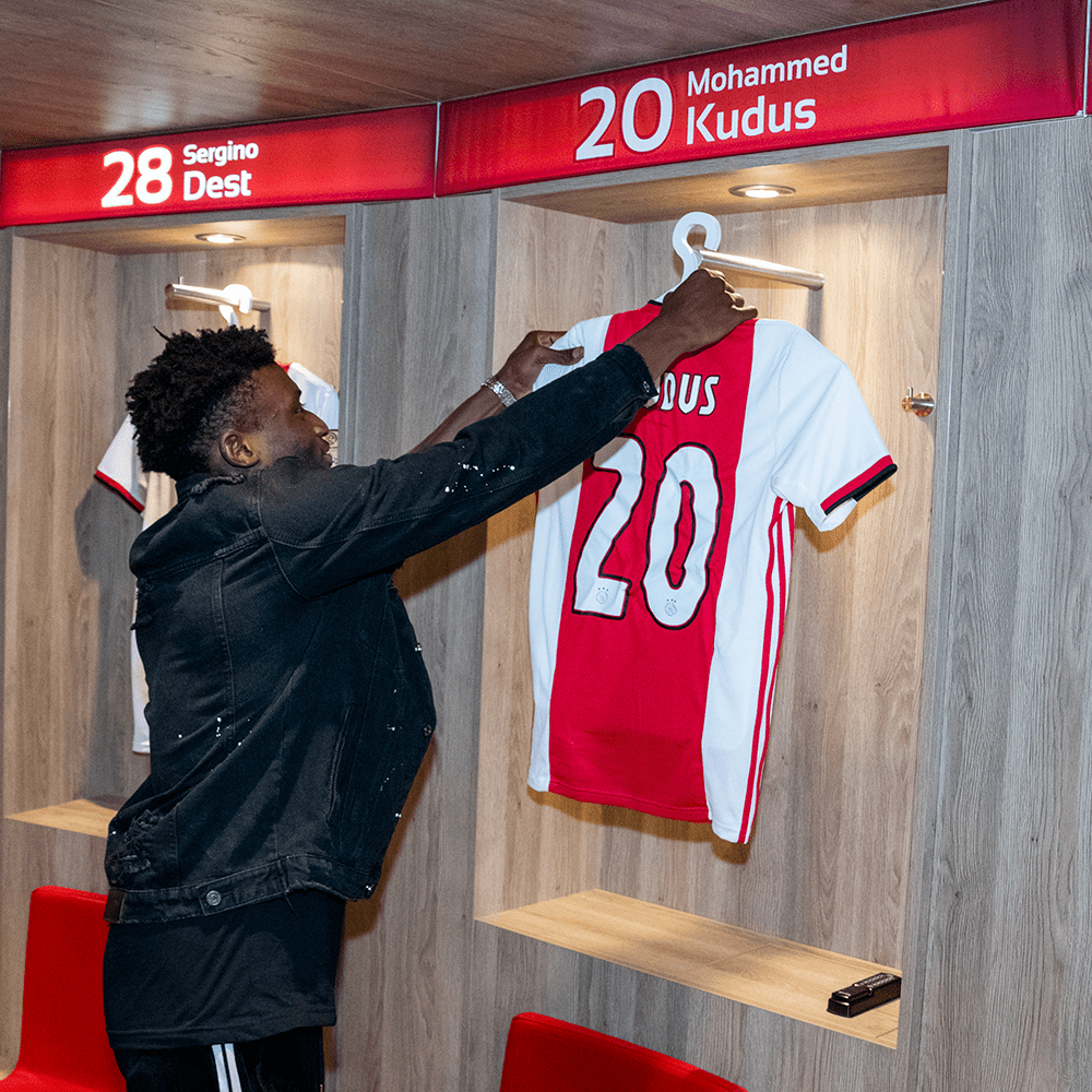 Official: Kudus Mohammed Completes €9 million Move To Ajax