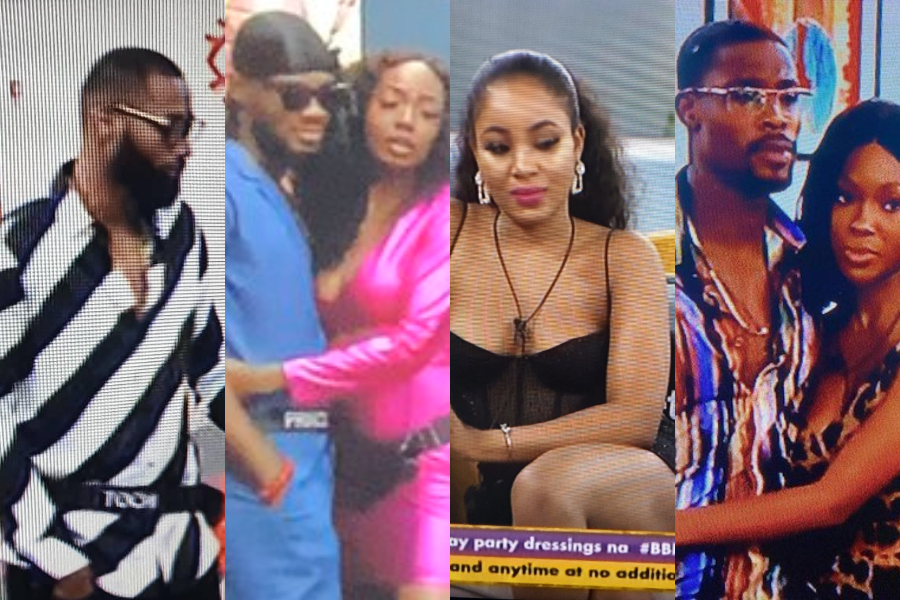 BBNaija 2020: Housemates Dazzle In Beautiful Clothes As They ...