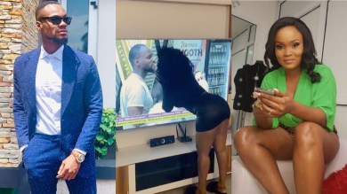 BBNaija 2020: Divorced Wife, Maureen Was Caught Doing To Prince At Home