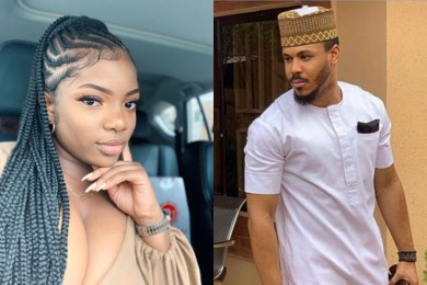 BBNaija 2020: Another Drama!… Dora Fires Ozo For Helping Nengi While She Throws Up