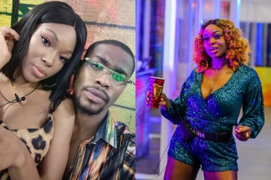 BBNaija 2020: Ka3na Reveals Neo's BIG Plan To Dump Vee After The Show To Lucy And Dora
