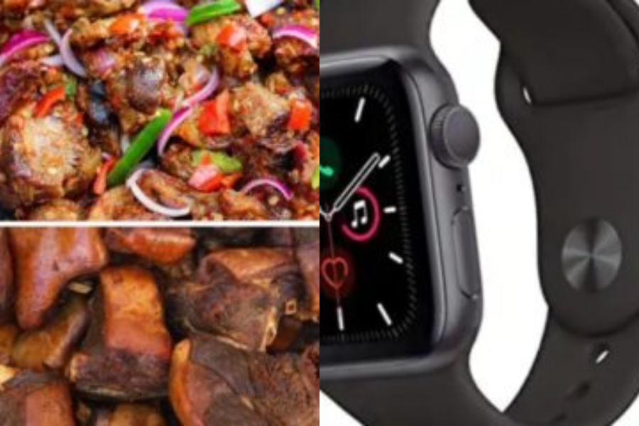 Nigerian Guy NABS Sallah Visitor Who Stealing His Apple Watch After Eating Meat At His House thumbnail