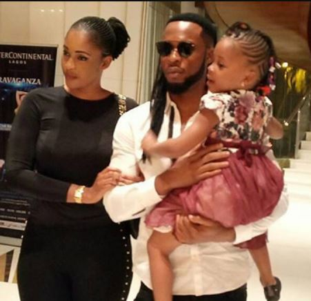 Flavour Allegedly Pays The Bride Price Of His 1st Babymama, Sandra
