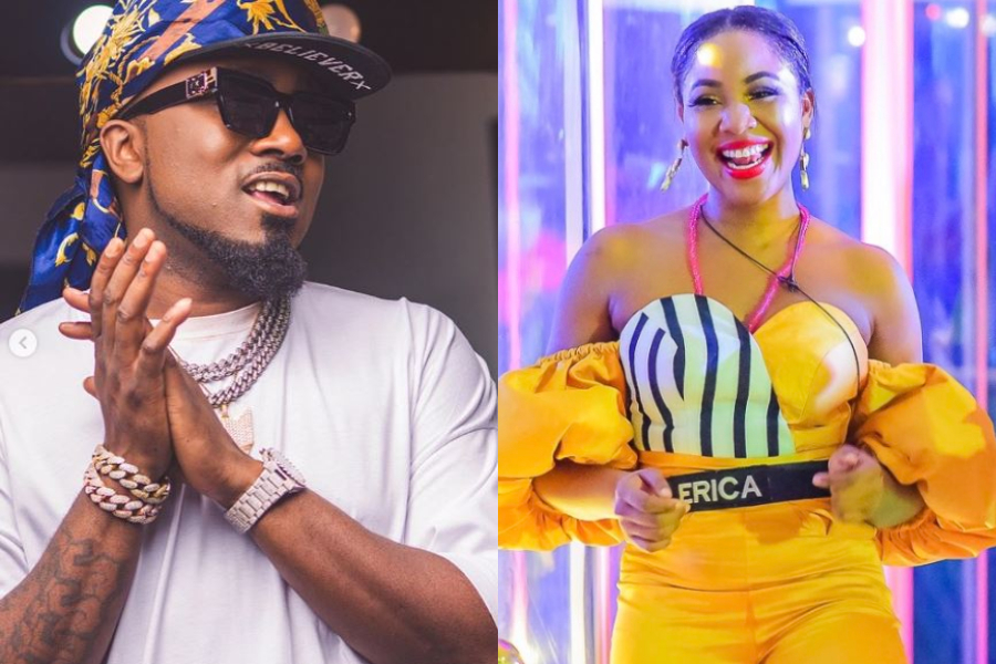 "BBNaija 2020: ""Erica Was My Favourite Girl"" – Ice Prince Loses Respect For Erica"