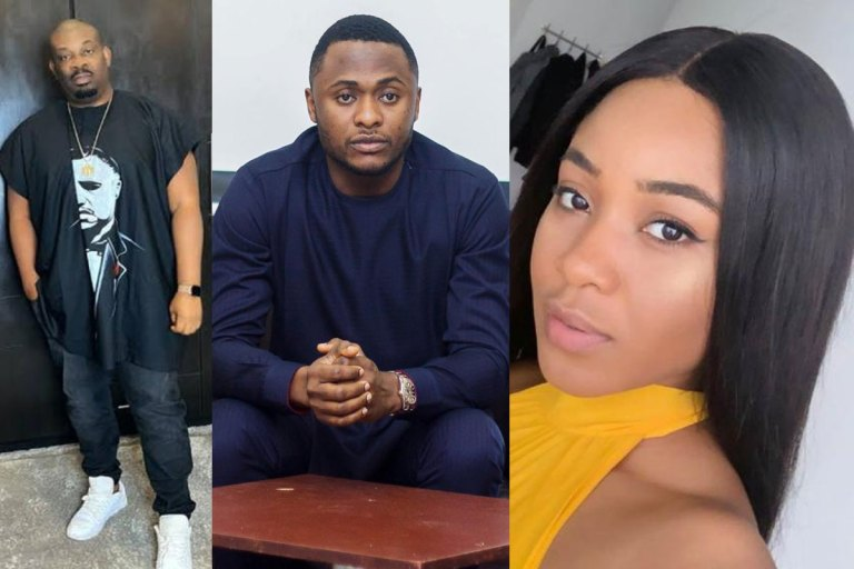 BBNAIJA 2020: Ubi Franklin fires Don Jazzy after he declared love for Erica