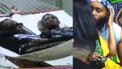"BBNaija 2020: Laycon Tells Tolanibaj ""I Was Not Mad Erica Was Kissing Kiddwaya, I Just Had To Leave""(Video)"
