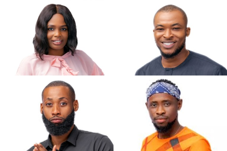 BBNAIJA: Eric, Kaisha, Tochi and Trikky are up for possible eviction tonight