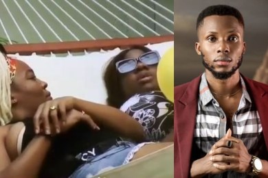 BBNaija 2020: Brighto Requested To Join Me In The Shower And I Said Yes – Dorathy Reveals (Video)