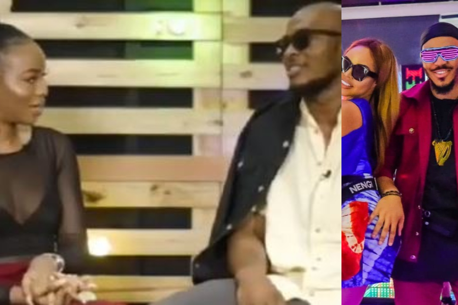 BBNaija: Eric Confirms Ozo And Nengi Shower Together (Video) - GH Gossip