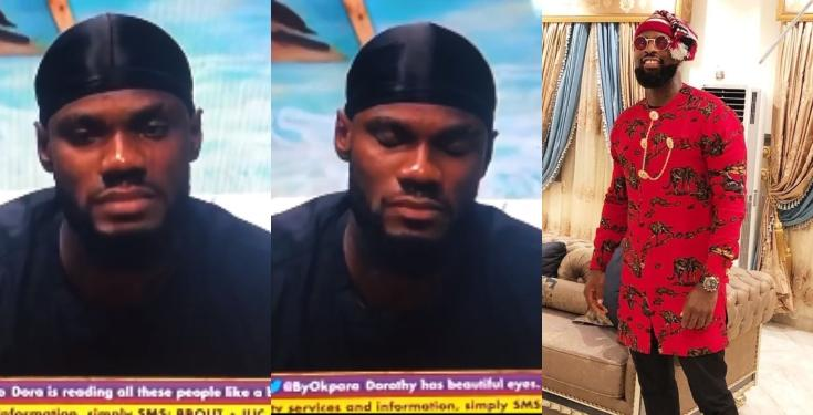 BBNaija: Prince Breaks Down In Tears As He Begs His Elder Brother For Forgiveness (VIDEO) - GH Gossip