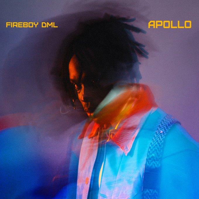 Fireboy DML Drops New Album- Apollo (DOWNLOAD HERE)