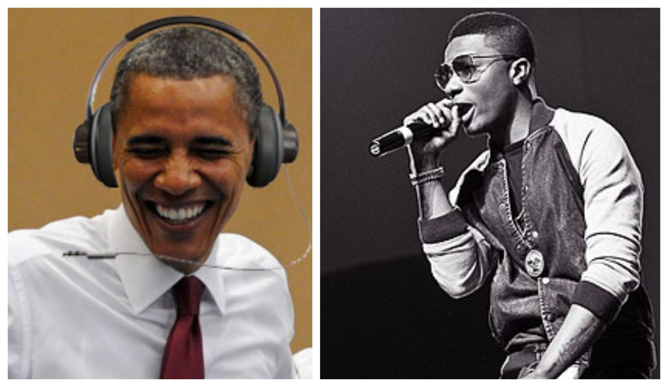 Wizkid Makes It Onto Obama's 2020 Summer Playlist