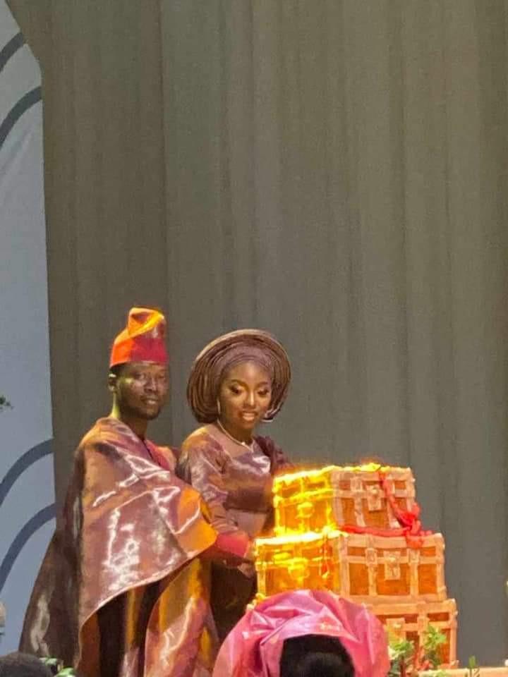 David Oyedepo's Daughter's Wedding Photos