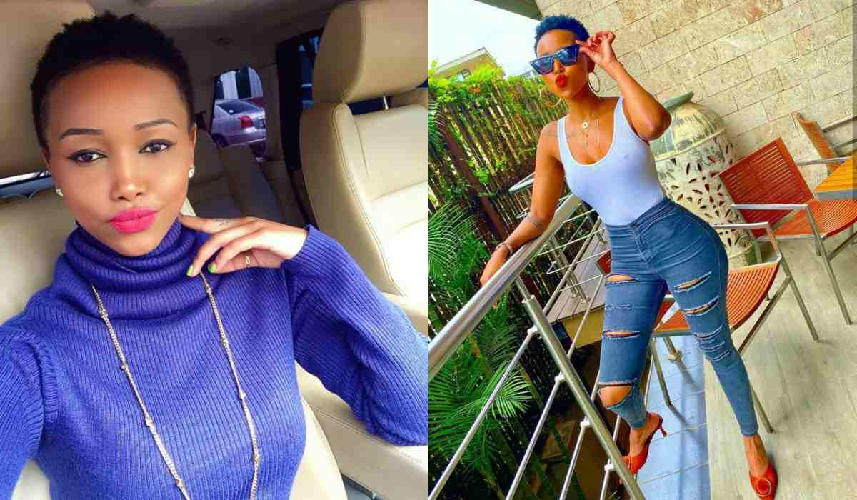 It can't be the same God in Africa and the rest of the world – Kenyan socialite, Huddah Monroe says