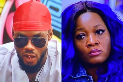 "BBNaija 2020: ""I Won't Condone Your Nasty Attitude"" – Prince Slams Lucy"