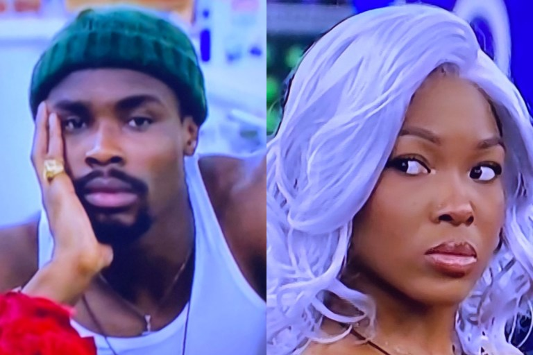 """BBNaija: """"I Don't Care If You Leave I Am Done With You"""" – Neo Breaks Up With Vee Again!"""