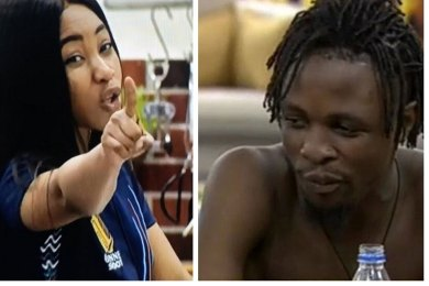 BBNaija 2020: Erica's Fan Lays Curses On Laycon - 'May His Daughter Be A Rape Victim'