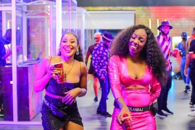 BBNaija: The VERY moment Erica reunited with Bestie, Tolanibaj