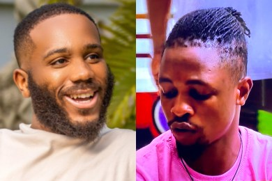 "BBNaija 2020: ""I Don't Have Issues With Laycon, I Am Proud Of His Story"" – Kiddwaya"