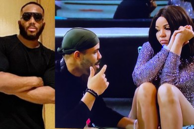 "BBNaija 2020: ""Make Sure She Avoids Me"" – Kiddwaya Sends Strong Warning To Nengi Through Ozo"