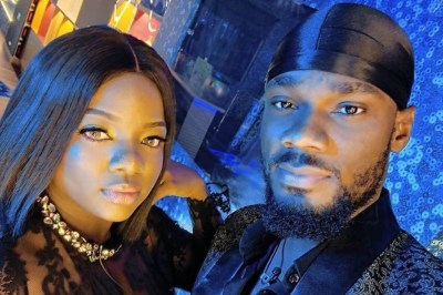 BBnaija 2020: Prince denied having a romantic relationship with Dorathy