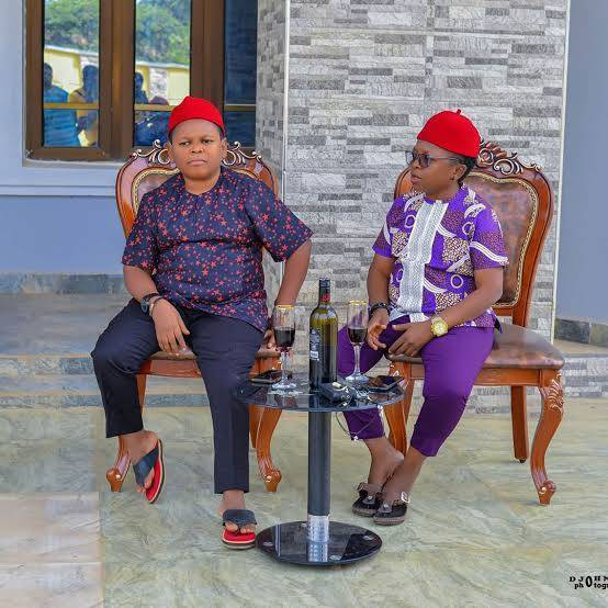 Adorable Photos Of Aki And Pawpaw With Their Children
