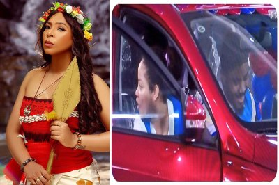 BBNaija 2020: TBoss shades Nengi as she celebrates Ozo's New Car