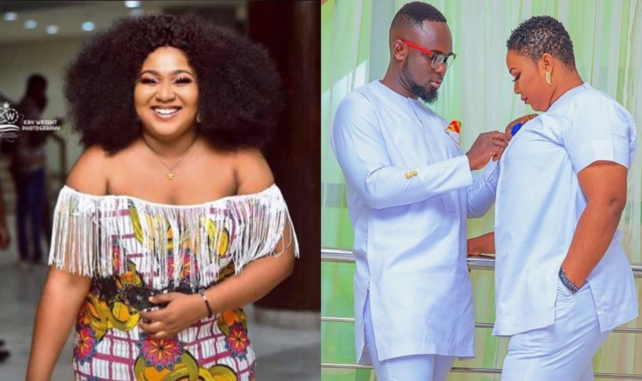 Xandy Kamel's Husband, Kaninja Reacts To Wife's Suicidal Thoughts