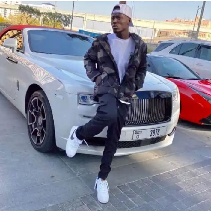 """From Grass To Grace"" – The Story Of Davido's Gateman Who Owns 3 Cars And 2 Houses At The Age Of 21 3"