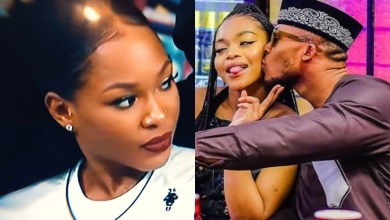 """BBNaija 2020: """"Lilo And Eric Were The First Housemates To Take Their Bath Together"""" – Vee Reveals"""